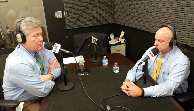 John interviews Senator Brandon Beach on North Fulton Business Radio